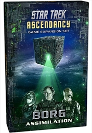 Star Trek - Ascendancy Borg Assimilation Expansion | Merchandise
