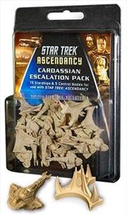Star Trek - Ascendancy Cardassian Escalation Pack   Merchandise