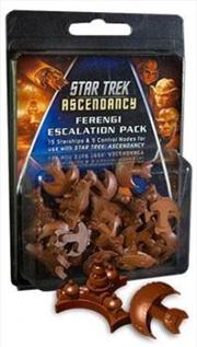 Star Trek - Ascendancy Ferengi Escalation Pack   Merchandise