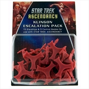 Star Trek - Ascendancy Klingon Escalation Pack | Merchandise