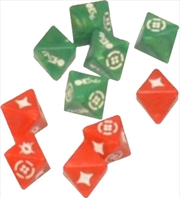 Star Trek - Attack Wing Attack & Defense Dice Pack | Merchandise