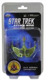 Star Trek - Attack Wing Wave 2 IKS Koraga Expansion Pack | Merchandise