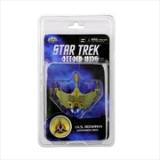Star Trek - Attack Wing Wave 19 IKS Rotarran Expansion Pack | Merchandise