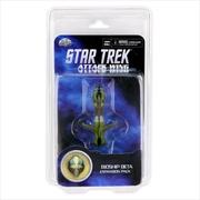 Star Trek - Attack Wing Wave 18 Bioship Beta Expansion Pack | Merchandise