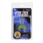 Star Trek - Attack Wing Wave 17 IKS T'Ong Expansion Pack | Merchandise