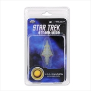 Star Trek - Attack Wing Wave 16 USS Dauntless Expansion Pack | Merchandise