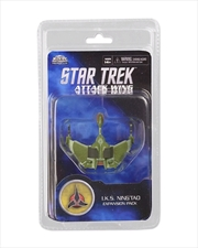 Star Trek - Attack Wing Wave 15 IKS Ning'Tao Expansion Pack | Merchandise