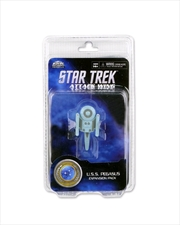 Star Trek - Attack Wing Wave 14 USS Pegasus Expansion Pack | Merchandise
