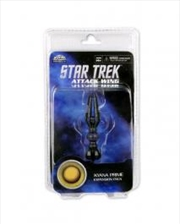 Star Trek - Attack Wing Wave 14 Kyana Prime Expansion Pack | Merchandise
