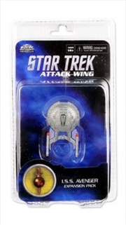 Star Trek - Attack Wing Wave 14 ISS Avenger Expansion Pack | Merchandise