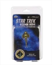 Star Trek - Attack Wing Wave 13 Reklar Expansion Pack   Merchandise