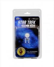 Star Trek - Attack Wing Wave 13 ISS Enterprise Expansion Pack | Merchandise