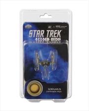 Star Trek - Attack Wing Wave 13 Gornarus Expansion Pack   Merchandise