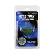Star Trek - Attack Wing Wave 12 IRW Haakona Expansion Pack | Merchandise