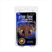 Star Trek - Attack Wing Wave 10 Fina Prime Expansion Pack | Merchandise