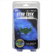 Star Trek - Attack Wing Wave 1 IRW Praetus Expansion Pack | Merchandise