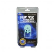 Star Trek - Attack Wing Wave 0 USS Reliant Expansion Pack | Merchandise