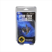 Star Trek - Attack Wing Wave 0 Gor Portas Expansion Pack | Merchandise