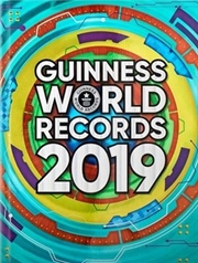 Guinness World Records 2019 | Hardback Book