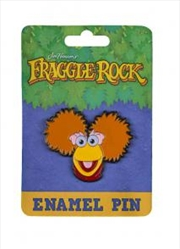 Fraggle Rock - Red Enamel Pin | Merchandise