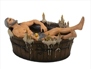 Geralt In The Bath Statuette | Merchandise