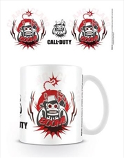 Call Of Duty Monkey Bomb Mug