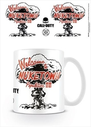 Call Of Duty - Welcome To Nuketown | Merchandise