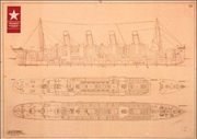 Titanic Blue Print | Miscellaneous