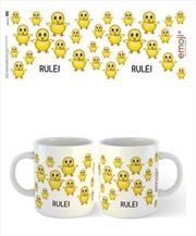 emoji - Chicks Rule