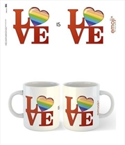 emoji - Love Is Love