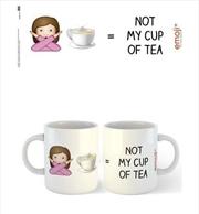 emoji - Not My Cup