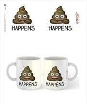 emoji - Sh!% Happens | Merchandise
