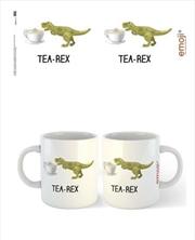emoji - Tea Rex