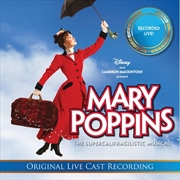 Mary Poppins: The Live Cast Recordings | CD