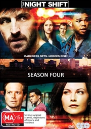 Night Shift - Season 4, The | DVD