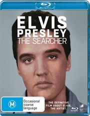 Elvis Presley - The Searcher | Blu-ray