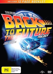 Back To The Future / Back To The Future 2 / Back To The Future 3 | 3 Movie Franchise Pack