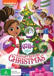 Nella The Princess Knight - The Knight Before Christmas | DVD