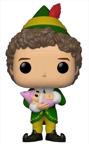 Elf - Buddy with Baby US Exclusive Pop! Vinyl [RS]