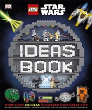LEGO Star Wars Ideas Book | Hardback Book
