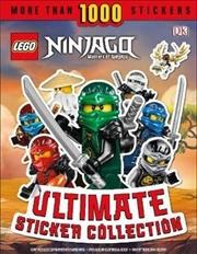 LEGO NINJAGO Ultimate Sticker Collection | Paperback Book