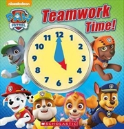 Teamwork Time: Paw Patrol