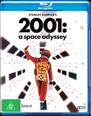 2001 - A Space Odyssey - Special Edition | Blu-ray