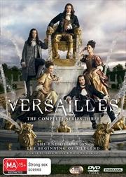 Versailles - Season 3 | DVD