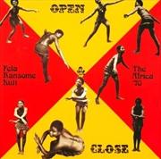 Open and Close / Afrodisiac | CD