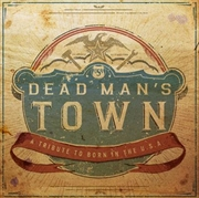 Dead Man's Town A Tribute To Springsteen Cd | CD
