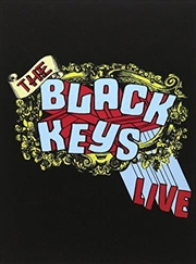 Black Keys Live | DVD