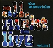 All Night Live Vol 1 | CD