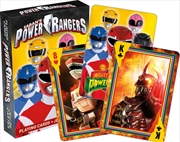 Power Rangers Playing Cards | Merchandise