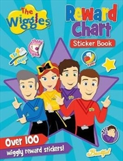 Reward Chart Sticker Book : The Wiggles
